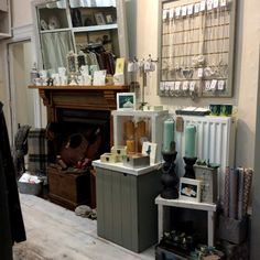 Gorgeous and on display in our new look of store. Herefordshire, Rafting, Display, Jewellery, Store, Gifts, Floor Space, Jewels, Presents