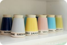 """I collect these from """"Kronjyden - Randers"""" Ceramic Tableware, Ceramic Pottery, Kitchen Ware, Kitchen Things, Small Storage, Culinary Arts, Pottery Ideas, Vintage Fabrics, Danish Design"""