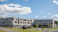 Southern Oslo psychiatric centre by Hille Melbye architects