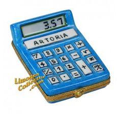Calculator Limoges Box (Artoria)