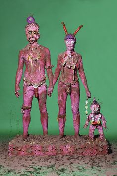 James Ostrer- Junk Food Masks Reveal The Nightmarish Depths Of Sugar Addiction