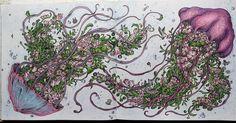 Říše snů #kerbyrosanes #coloringbook #antistresoveomalovanky #anticoloringbook #imagimorphia