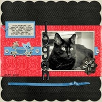 A Project by SarahPhalen from our Scrapbooking Gallery originally submitted 01/29/12 at 07:38 PM
