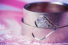 Matching wedding bands