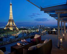 Shangri-La Hotel @ Paris
