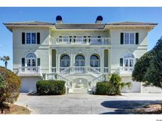 Want a Palm Beach Style home in South Carolina? Come look at this great beach property. Perry Peace with DeBordieu Colony Real Estate: Listings Search