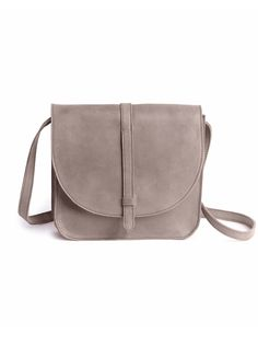 The Tirhas is a classic leather saddlebag that can be worn both cross-body or on one shoulder. The large compartment has a fold-over top with a magnetic snap, great for keeping your essentials secure.