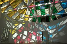 Daniel Buren, ordonnateur de la Monumenta 2012 au Grand Palais | Tout Pour Les Femmes
