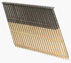 "B & C Eagle A314X131/28 Clipped Head 3-1/4-Inch by .131-Inch by 28 Degree Wire Collated Framing Nail (500 per Box) by B & C Eagle. Save 26 Off!. $20.11. From the Manufacturer                3-1/4 in. x .131 plain shank framing nails clipped head fits the following nail guns: Bostitch N80S, N80SB, N86S, N100S.                                    Product Description                B & C Eagle, 500 Count, 3-1/4"" x .131, Smooth Shank, Brite, Wire Collated, Framing Nail, Notched Head Fits The F..."