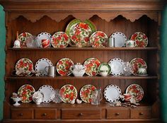 Displaying and Decorating with China for the Seasons and Holidays