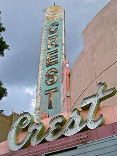 Crest Theater  Fresno, CA