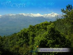 Crete, Chania, Lefka Ori Mountain (view from Vamos) Crete Chania, Mountain View, Greece, Photo Galleries, In This Moment, Memories, Album, Gallery, Holiday