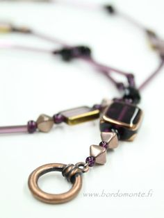 Keychain. Jewellery for active use.