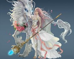 GIF Sexy Animated Female Dragon | Girl, Dragon, Horse, Magic wallpapers