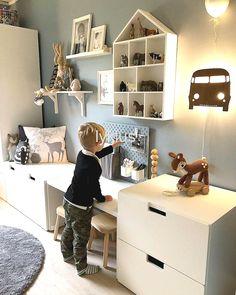 30 best playroom ideas for small and large rooms # changing room . - Umkleidekabine - 30 best playroom ideas for small and large rooms room - Baby Room Boy, Baby Room Decor, Girl Room, Ikea Kids Room, Kids Bedroom, Ikea Stuva, Ikea Ikea, Ikea Malm, Toddler Rooms