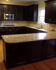 Same layout as condo kitchen