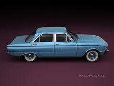 1960 Ford Falcon XK (Australia)