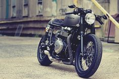 thruxton cafe racer - Google Search