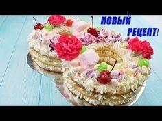 Sweet Cakes, Cheesecake, Birthday Cake, Breakfast, Desserts, Food, Youtube, Anna, Cookies