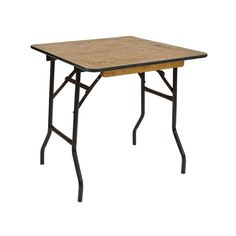 Folding legs and stackable. Remember to order linen too as these tables must be clothed. We can supply white, black or coloured linen. Table Hire, Chair Hire, Bar Furniture, Office Furniture, Catering Equipment, Kitchen Equipment, Square Tables, Fine Dining, Legs
