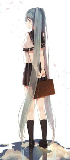 Vocaloid (Miku)