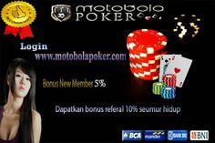 Saat ini permainan judi poker online sedang marak di Indonesia. Untuk bisa bermain judi poker online Anda harus pintar dalam memilih agen judi poker online. http://motobolapokerindonesia.blogspot.com/2015/05/panduan-memilih-agen-judi-poker-online.html