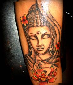 thai.buddha tattoo - Google Search