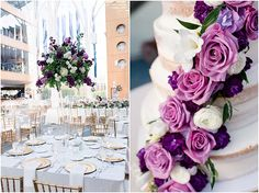 Indianapolis Central Library Wedding | Photos by Danielle Harris Photography