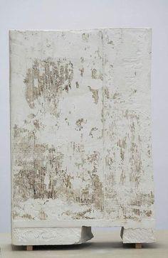 "margadirube: "" Leon Duniec, untitled no 011, plaster """