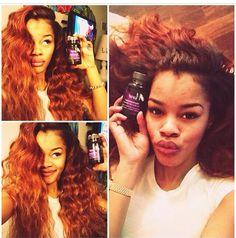 Peachy Playlists Teyana Taylor And Taylors On Pinterest Short Hairstyles For Black Women Fulllsitofus