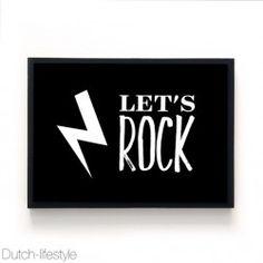 POSTER | L'ETS ROCK | Dutch-lifestyle
