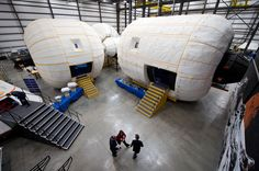 Bigelow Aerospace's Inflatable Space Station Idea (Photos)