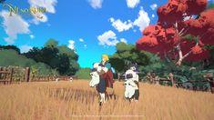Ni No Kuni - Characters and Visuals Revealed!