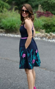 eShakti- Blakely Dress