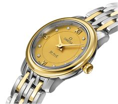 This Omega watch is so amazing, it's just something you have to own! Get them now for a good price! https://worldofluxuryus.com/pre-owned-watches/4300-00-11-omega-de-ville-prestige.html