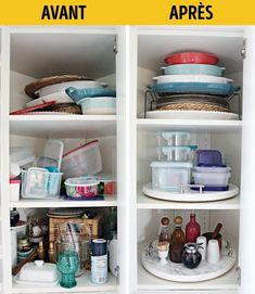 42 New Ideas for corner closet organization diy lazy susan Kitchen Cabinet Organization, Closet Organization, Kitchen Storage, Storage Spaces, Kitchen Cabinets, Storage Ideas, Organization Ideas, Corner Cabinets, Cupboard Storage