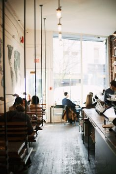 Pin By Itsmejelliott On Resturant Design Pinterest Coffee - Coffee shops around world eye catching interior design details