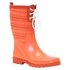 Threshold™ Striped Garden Boots