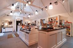 Osprey Home store by Jamieson Smith Associates, St Albans - UK