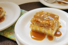 The Kitchen is My Playground: Caramel Apple Cheesecake Squares {Improv Cooking Challenge}