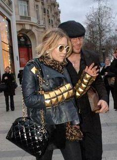 Givenchy studded. Olsen.
