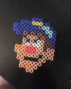 Wreck-it Ralph! perler beads by mayerperlerbeads