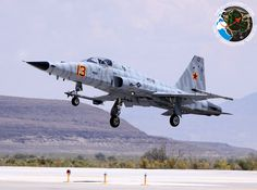 AF-13. F-5N. VFC-13. NAS Fallon 18.07.2014
