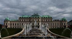 Belvedere Palace,Vienna, Austria. #palace #vienna #travel