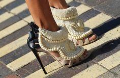 Modern Wedding Shoes / Scarpe da sposa moderne