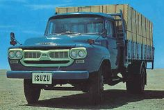 「old isuzu trucks」の画像検索結果