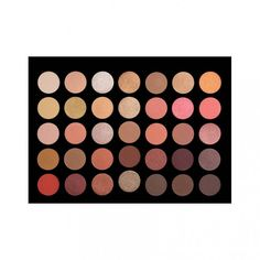 Crown Brush 35 Colour Rose Gold Eyeshadow Palette online kopen? - Boozyshop