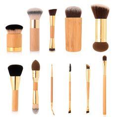 Brand Tart Makeup Brushes Set blending blush powder Foundation Contour Eyebrow eyeliner kabuki Make up Brush Cosmetic Tool