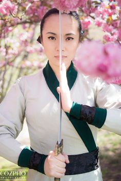 Ping - Mulan Cosplay by Cozpho.deviantart.com on @deviantART - Uploaded by the photographer
