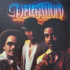 Delegation - Delegation GER 1981 Lp nm more mint